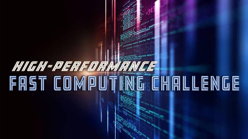 NASA fast computer challange