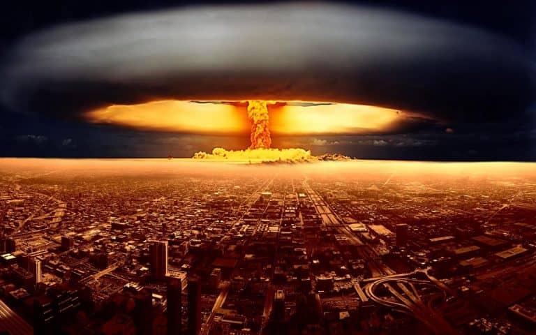 Nuclear bomb survival