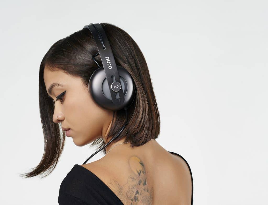 Nura Adjustable Headphones