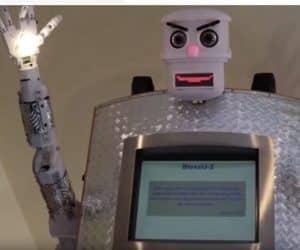 Robot piest
