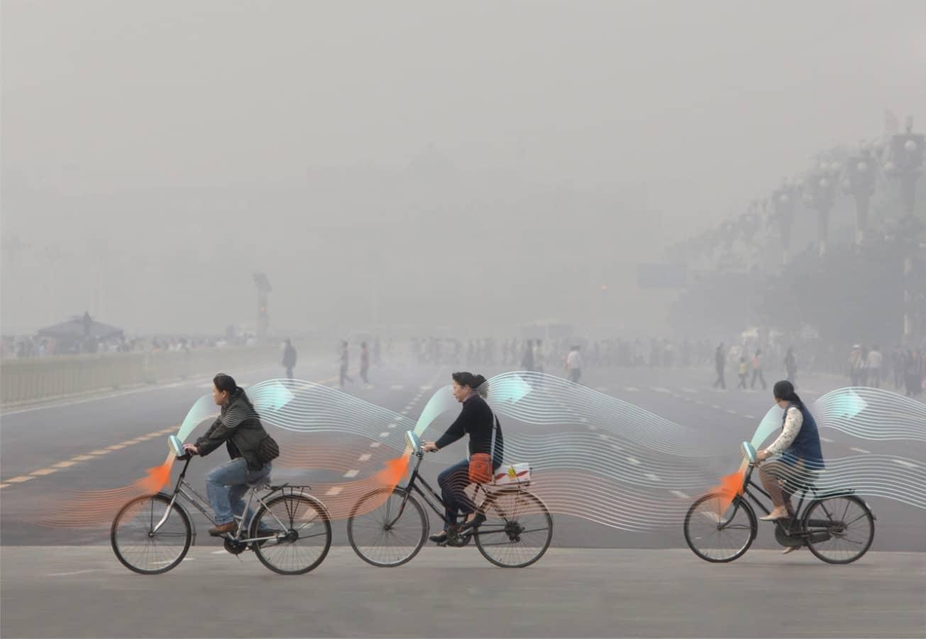 Smog Free Bike Studio Roosgaarde