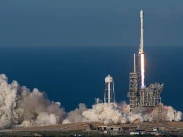 SpaceX US Secret Spy Satellite NROL-76