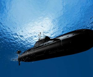Submarine silent running (1)