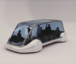The Boring Company Electric Car Concept Skate (3)