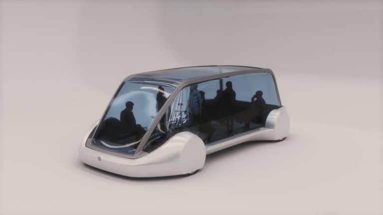The Boring Company Electric Car Concept Skate (3)