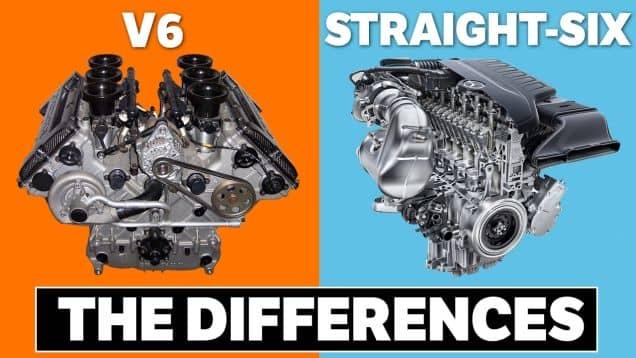 V6 vs Straigh Six