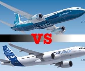 air bus vs boeing