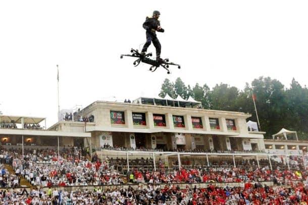 drone referee