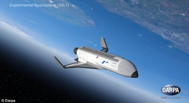 hypersonic space plane