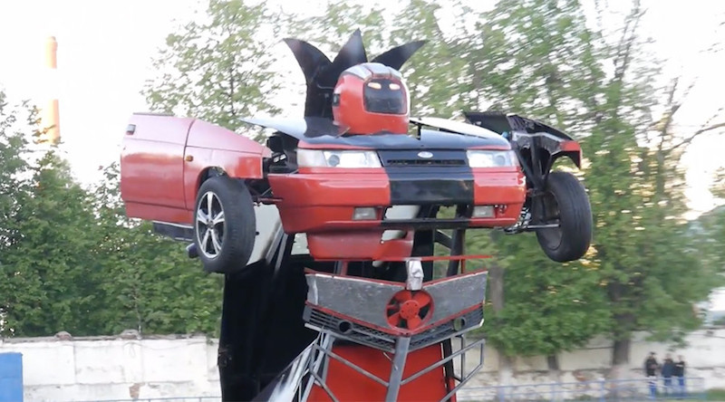 real-life-transformer
