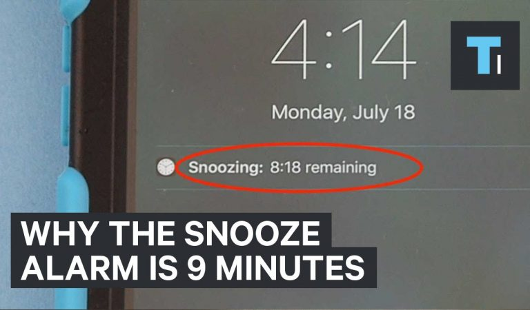 Ever Thought Why Snooze Button Always Gives You 9 More Minutes To Sleep? Here Is The Logic