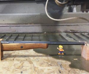 waterjet slice shotgun