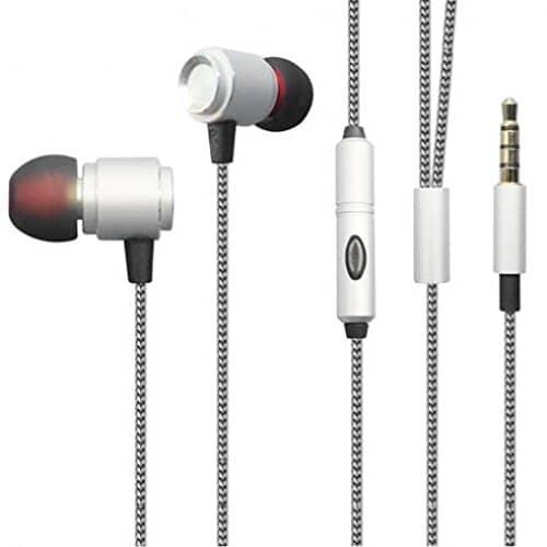 Huawei P10 Compatible Hi-Fi Sound Earphones w/ Mic