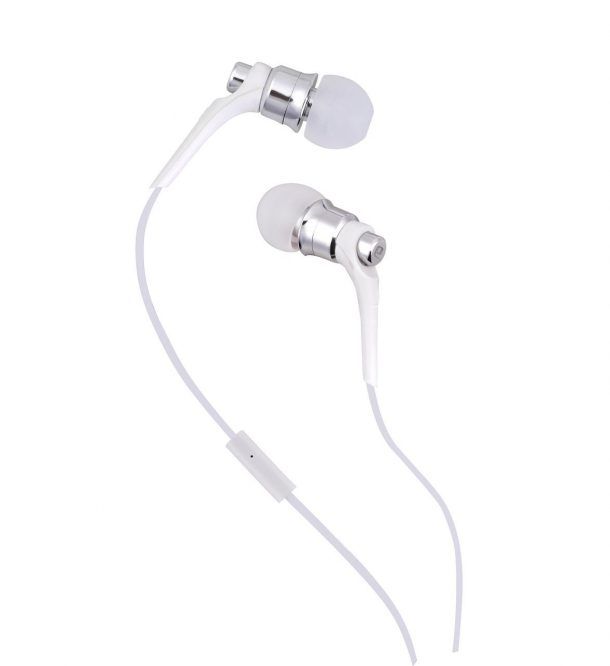Heavy Bass 3.5mm Stereo Earbuds/ Headset/ earphones for Motorola Moto Z Play