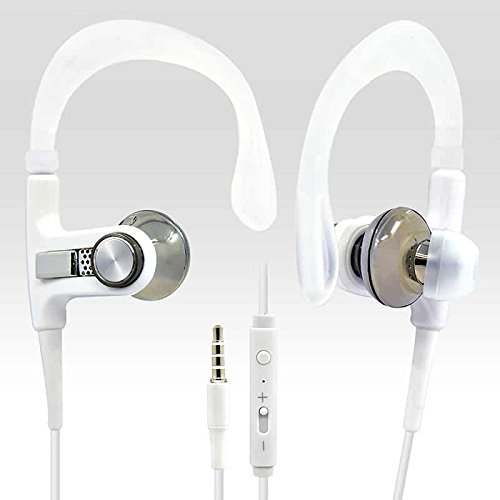BargainPort Universal Handsfree 3.5mm Audio Super Bass earphones for Motorola Moto Z Play