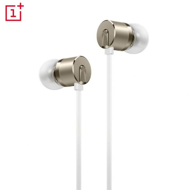Genuine OnePlus Bullets V2 Headphone with MIC