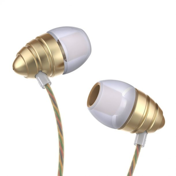 Uiisii Us90 Best Wired In-Ear Earbud Headphones with Mic & Remote Control