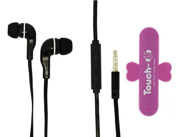 Premium Sounds 3.5 Mm Jack HandsFree earphones for Xiaomi Mi Max 2