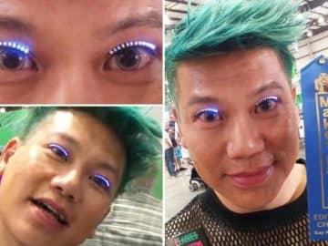 FLashes LED Eyelashes (1)