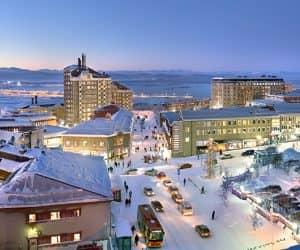 Kiruna Relocation
