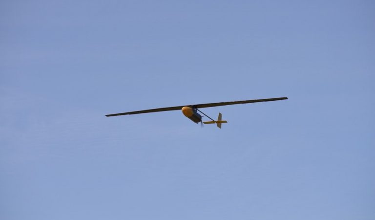 MIT's Gasoline-Powered UAV Can Last 5 Days Of Continuous Flight