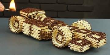 Match F1 car
