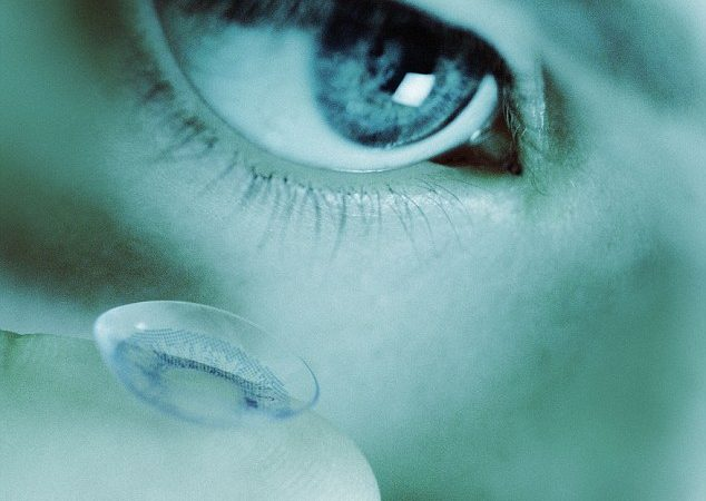 Sony Creates New Contact Lenses That Can Record Video, Store It And Play It Back