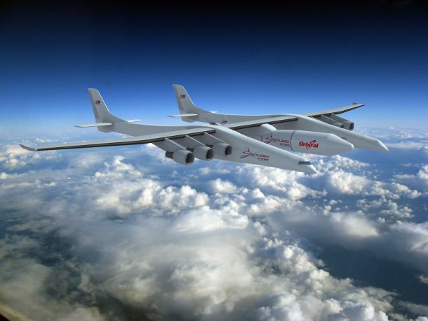 Stratolaunch worlds largest plane (1)