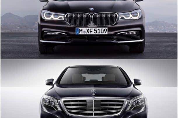 Mercedes vs bmw 3
