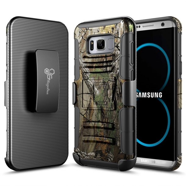 NageBee Case For Samsung Galaxy S8 Active