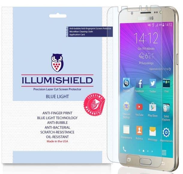 llumiShield Screen Protector