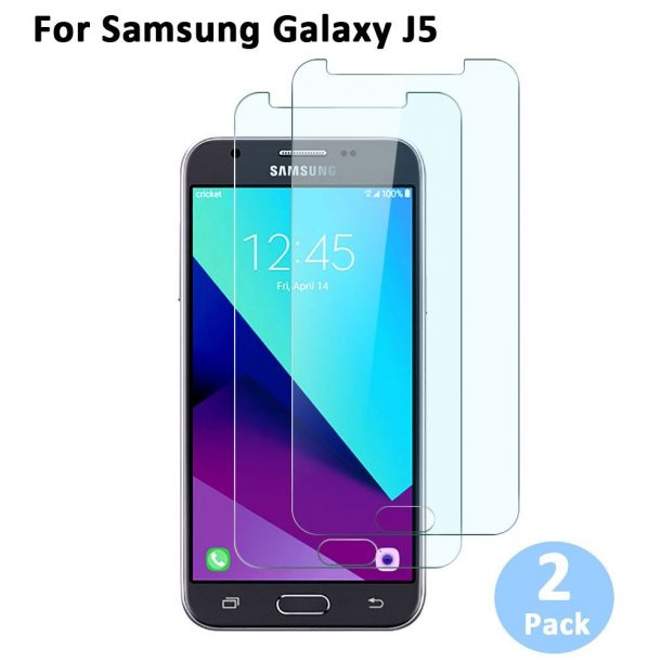 Touching Samsung Galaxy J5 2017 Screen Protector
