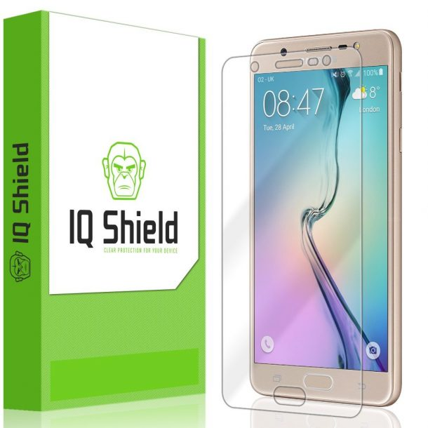 IQShield Samsung Galaxy J7 Max Screen Protector