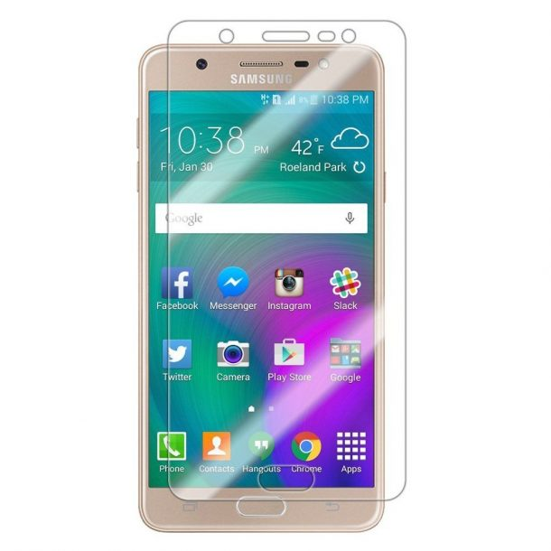 Scimin Samsung Galaxy J7 Max Screen Protector