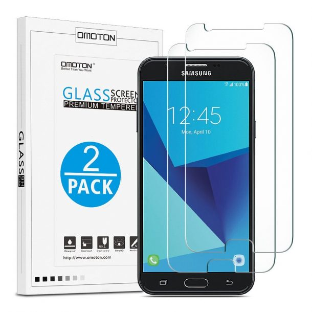 Omoton Samsung Galaxy J7 Pro Screen Protector