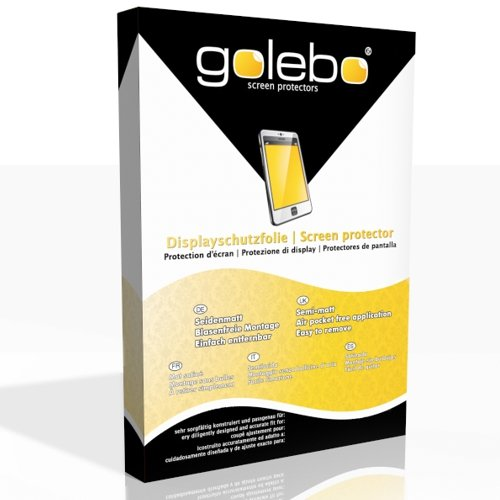 Golebo Samsung Galaxy Note FE Screen Protector