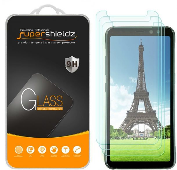 SuperShieldz Samsung Galaxy S8 Active Screen Protector
