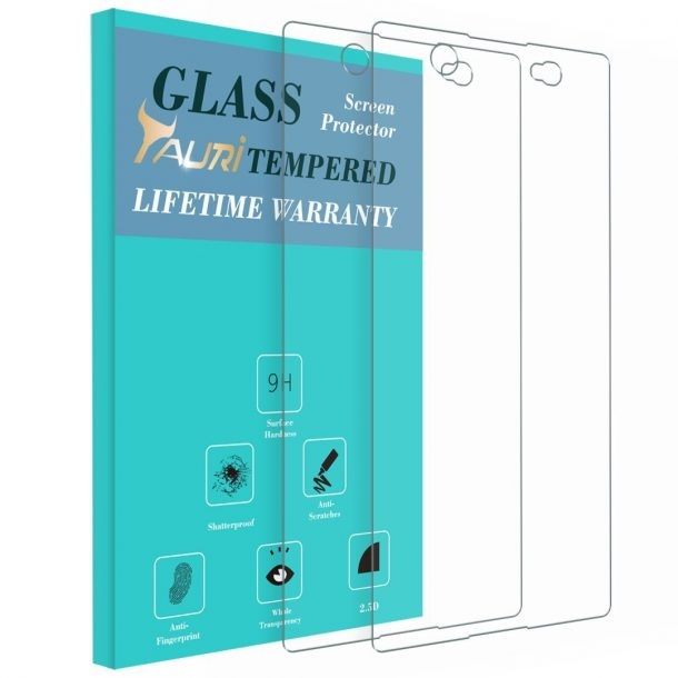 Tauri Sony Xperia XA1 Ultra Screen Protector ($7.89)
