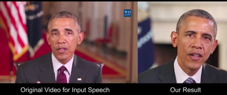 Now Even You Can Realistically Impersonate Obama Using This Lip Syncing AI