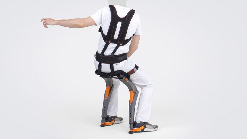 Chairless Chair - Exoskeleton Report