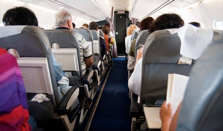 Here's How To Exit An Airplane Swiftly Without Being Offensive