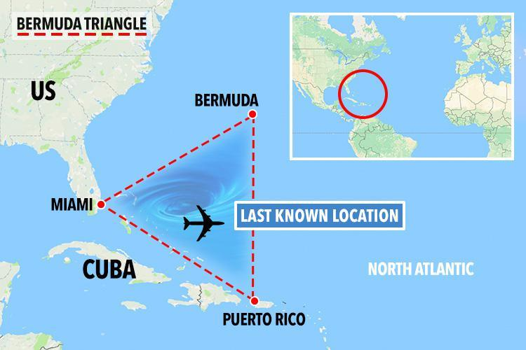a history of the bermuda triangle mystery Defying 70 years of fevered speculation, a sceptical scientist has dared to declare that the mystery of the bermuda triangle has been 'solved' – by claiming.
