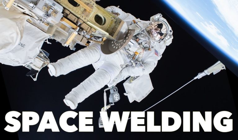 This Is How Metals Are Cold-Welded In Space