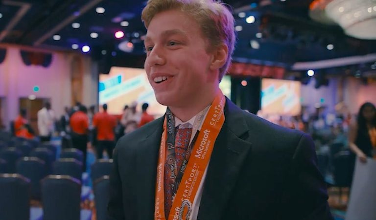 17 Year Old Guy Wins Excel Spreadsheets World Championship