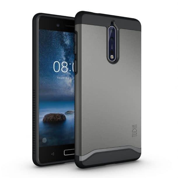 Tudia Case For Nokia 8