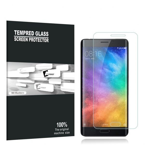Avidet as one of the best screen protectors for Xiaomi Mi Note 3
