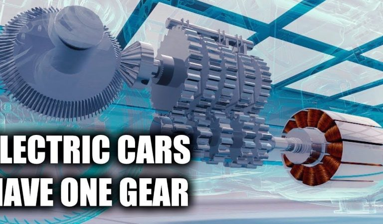 This Is The Reason Why Electric Cars Only Have A Single Gear