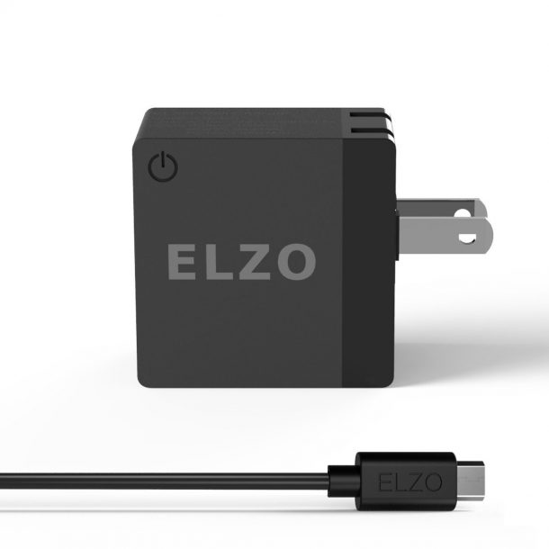 Elzo Quick Charge 2.0 18W USB Rapid Wall Charger