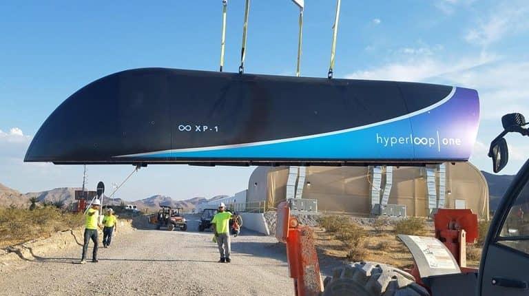 Virgin Hyperloop One Will Start Being Constructed In 2019