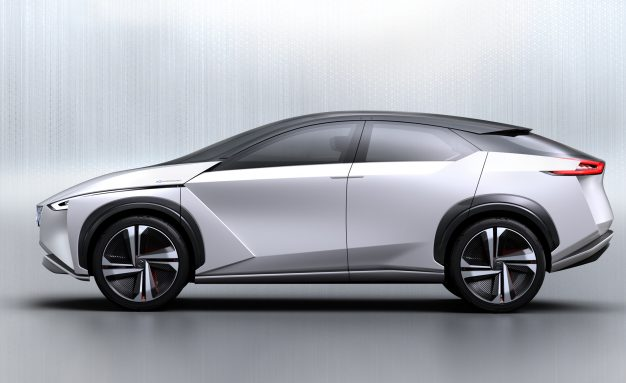 Nissan's New Concept Car Will Sing Its Way Through The Road To Warn Pedestrians